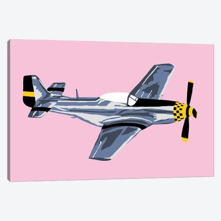 WWII Plane 7 Canvas Print #JYM254} by Jaymie Metz Canvas Print