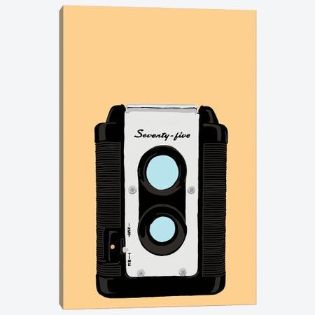 Argus Medium Format Camera Canvas Print #JYM3} by Jaymie Metz Canvas Art Print
