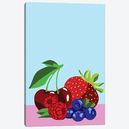Fruit Punch Canvas Print #JYM63} by Jaymie Metz Canvas Wall Art