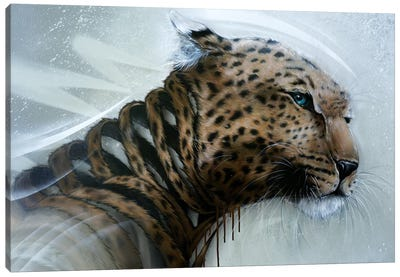 Leo by JAYN Canvas Art Print
