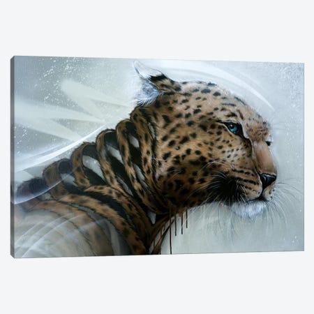 Leo Canvas Print #JYN27} by JAYN Canvas Art