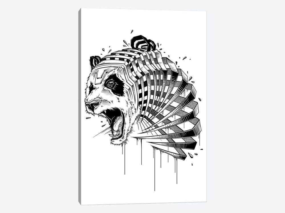 Panda by JAYN 1-piece Art Print