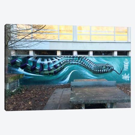 Snake Wall II Canvas Print #JYN57} by JAYN Art Print