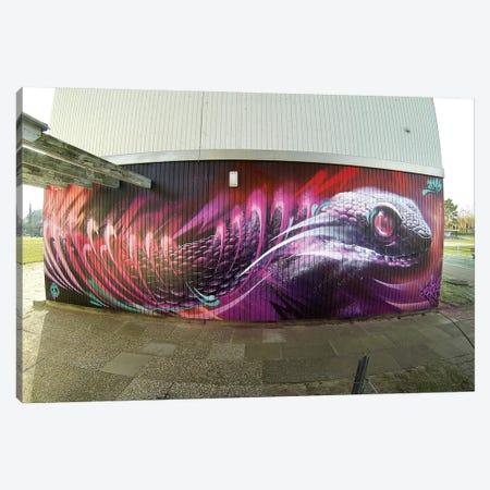 Snake Wall III Canvas Print #JYN58} by JAYN Canvas Artwork
