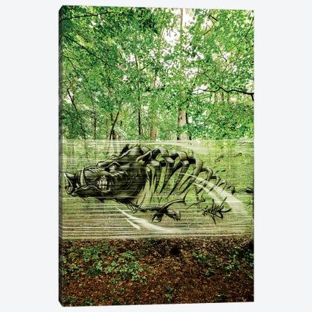 Wood Canvas Print #JYN63} by JAYN Canvas Print
