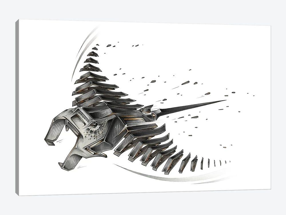 Manta Ray by JAYN 1-piece Art Print