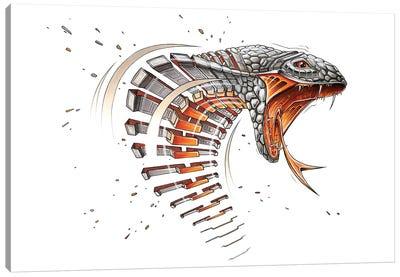 Cobra Canvas Art Print