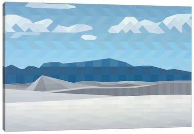 Clear Skies Canvas Art Print