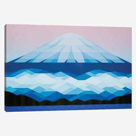 Peak Canvas Print #JYO63} by Jun Youngjin Canvas Wall Art
