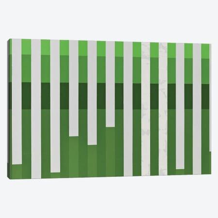 Green Forest Canvas Print #JYO73} by Jun Youngjin Canvas Art Print