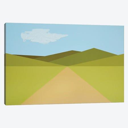 Pathway Canvas Print #JYO74} by Jun Youngjin Canvas Artwork