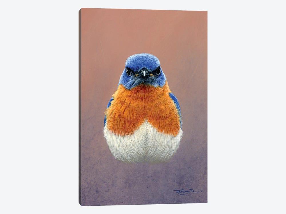 Bluebird by Jeremy Paul 1-piece Canvas Artwork