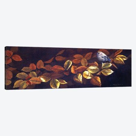 Autumn Gold - Goldcrests Canvas Print #JYP66} by Jeremy Paul Canvas Art
