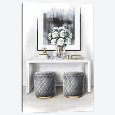 Good Morning Canvas Print #KAA14} by Kate Andryukhina Canvas Wall Art