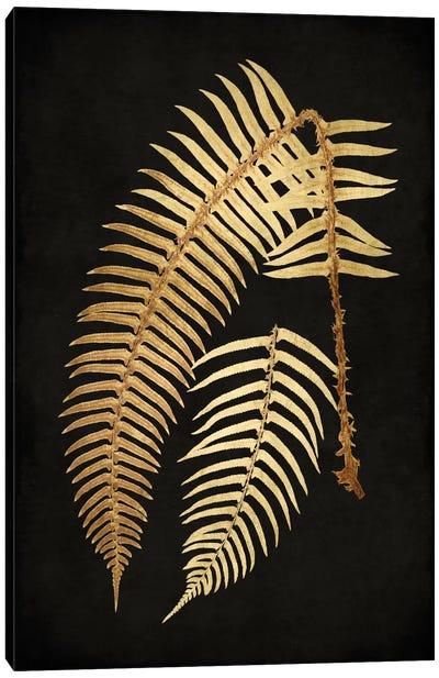 Golden Nature I Canvas Art Print