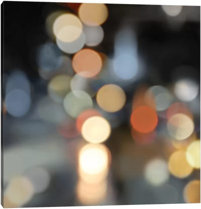 City Lights II Canvas Art Print