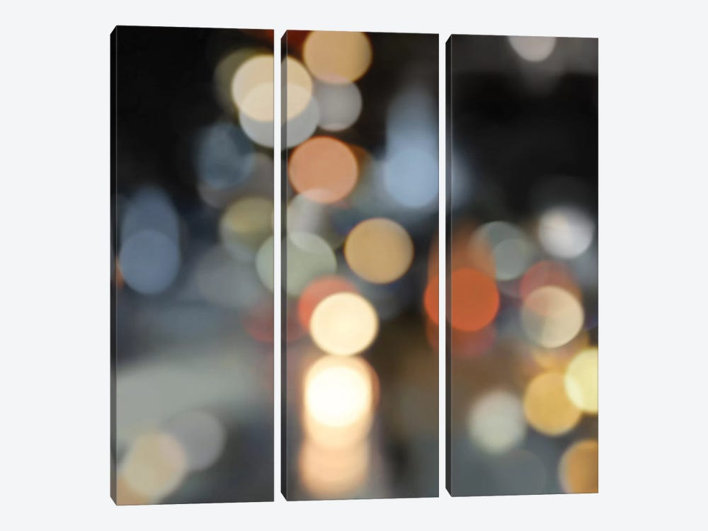 City Lights II 3-piece Art Print