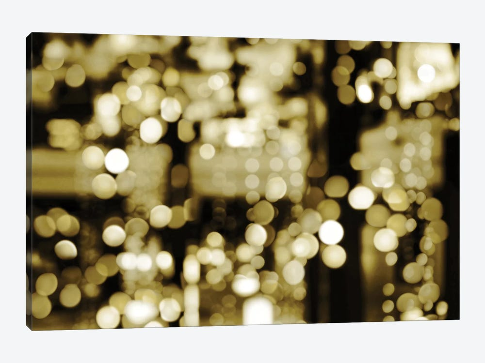 Golden Reflections by Kate Carrigan 1-piece Canvas Artwork