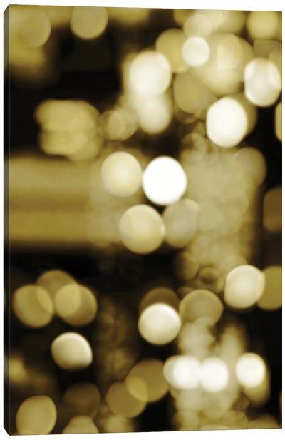 Golden Reflections Triptych I Canvas Print #KAC16