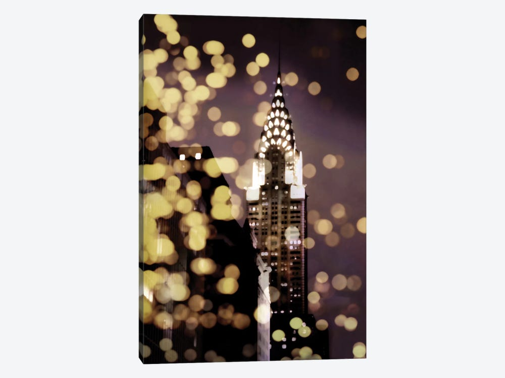 Icon-NYC by Kate Carrigan 1-piece Art Print