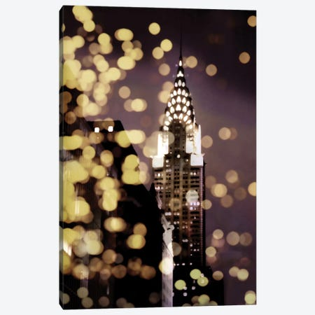Icon-NYC Canvas Print #KAC23} by Kate Carrigan Canvas Artwork