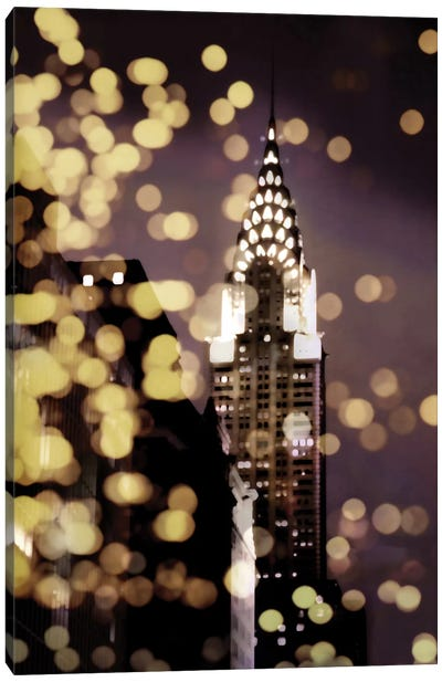 Icon-NYC Canvas Art Print