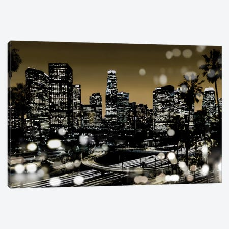 L.A. Nights I Canvas Print #KAC26} by Kate Carrigan Canvas Art Print