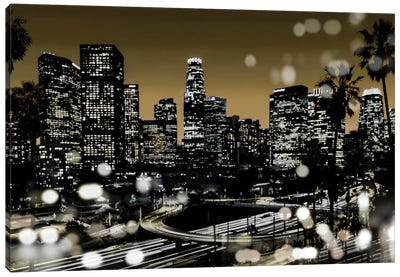 L.A. Nights I Canvas Art Print