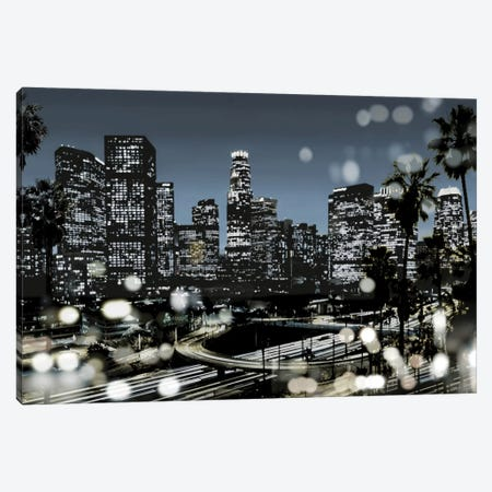L.A. Nights II Canvas Print #KAC27} by Kate Carrigan Canvas Art Print