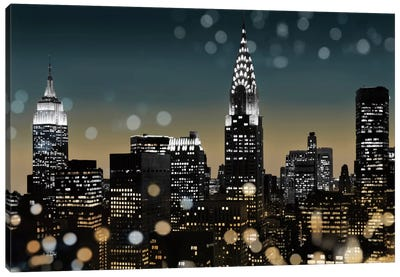 New York I Canvas Art Print