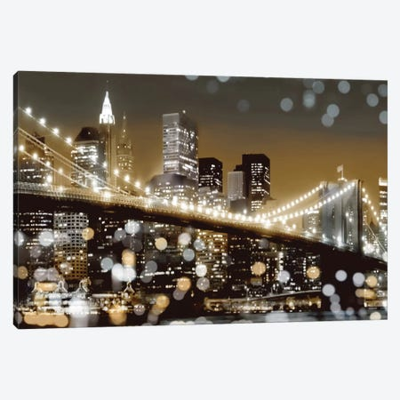 New York II Canvas Print #KAC32} by Kate Carrigan Canvas Art Print