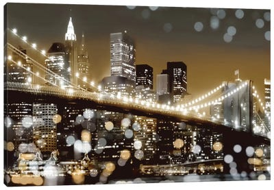 New York II Canvas Art Print