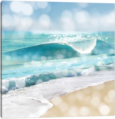 Ocean Reflections I Canvas Art Print
