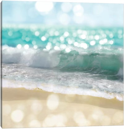 Ocean Reflections II Canvas Art Print