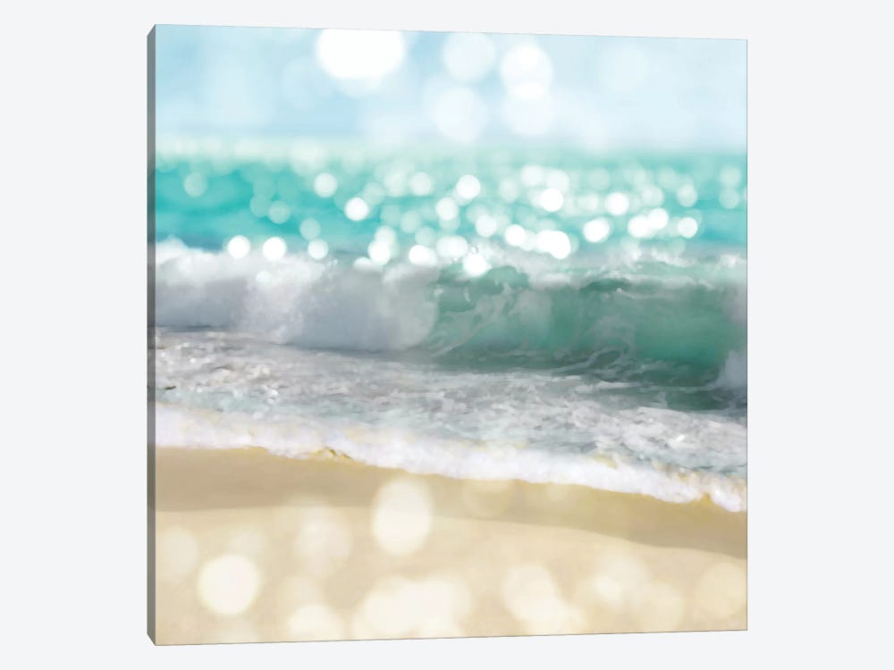 Ocean Reflections II by Kate Carrigan 1-piece Canvas Wall Art