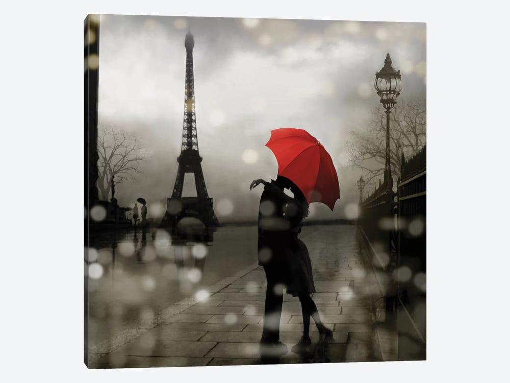 Paris Romance by Kate Carrigan 1-piece Art Print