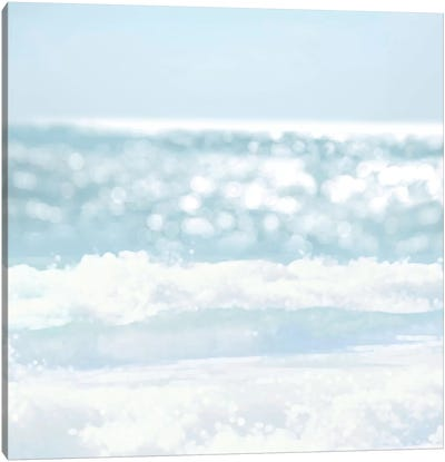 Serene Reflection II Canvas Art Print