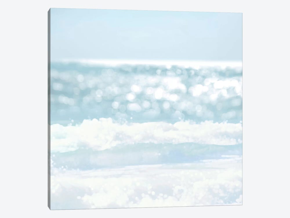 Serene Reflection II by Kate Carrigan 1-piece Canvas Art Print
