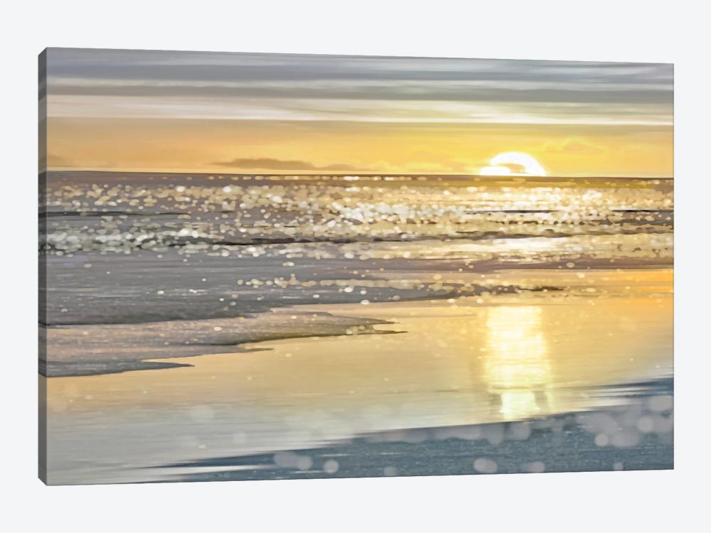 That Sunset Moment by Kate Carrigan 1-piece Canvas Art