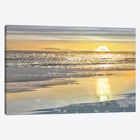 That Sunset Moment Canvas Print #KAC46} by Kate Carrigan Canvas Art Print