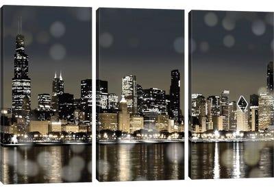 Chicago Nights I Canvas Art Print