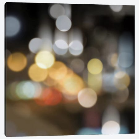 City Lights I Canvas Print #KAC9} by Kate Carrigan Canvas Art