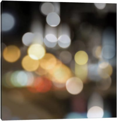 City Lights I Canvas Art Print