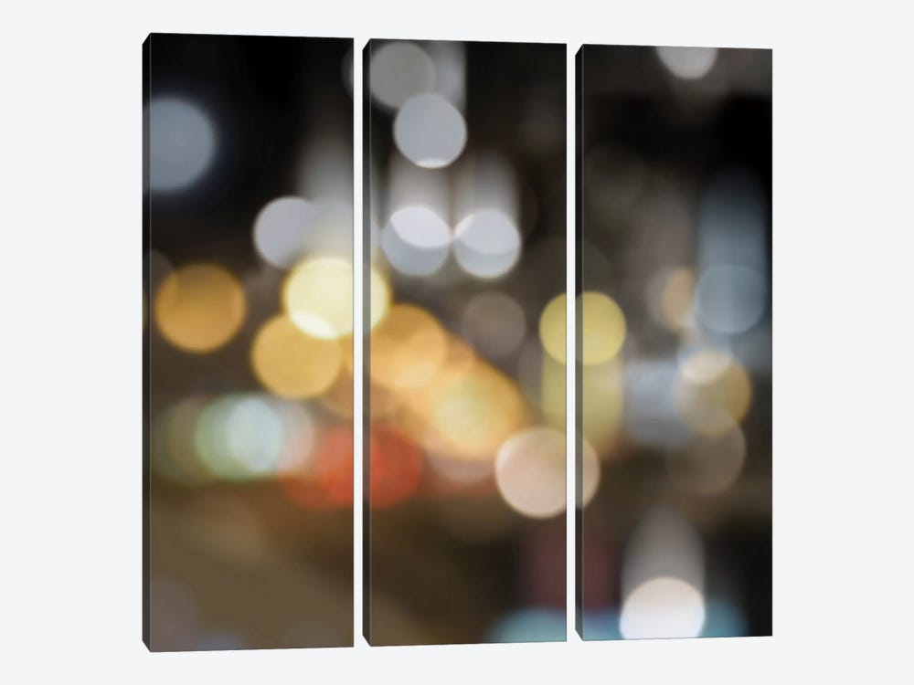 City Lights I by Kate Carrigan 3-piece Art Print