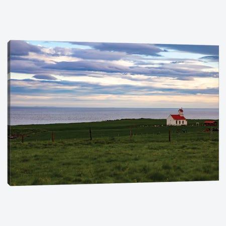 Iceland Oceans Canvas Print #KAD10} by Sarah Kadlecek Canvas Artwork