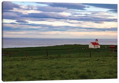 Iceland Oceans Canvas Art Print
