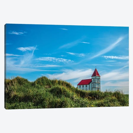 Icelandic Moments Canvas Print #KAD11} by Sarah Kadlecek Canvas Wall Art