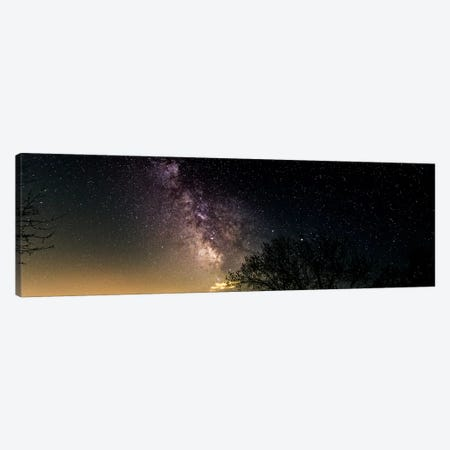 Milky Way I Canvas Print #KAD17} by Sarah Kadlecek Canvas Print