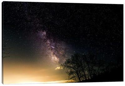 Milky Way II Canvas Art Print