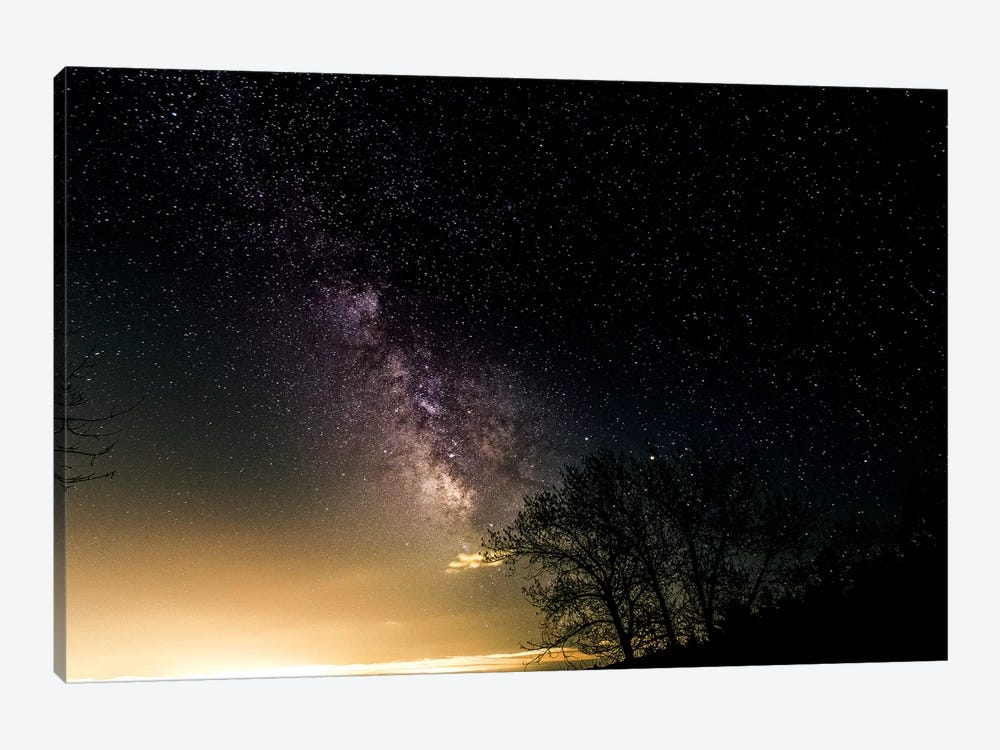 Milky Way II 1-piece Canvas Wall Art